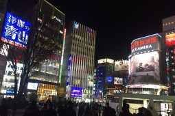 Shinjuku Station, Tokyo