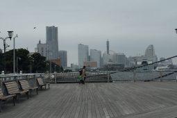 Yokohama, quay