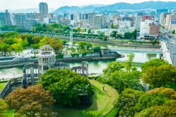Hiroshima is mostly renowned for its tragic history