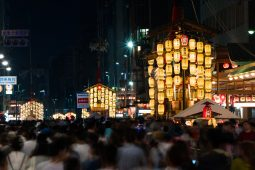 "Gion Matsuri, Kyoto, ""Big Three"" festivals in Japan"