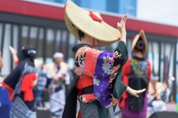 "The Bon Odori (盆踊り or ""Bon Dance""), a special folk dance"