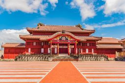Okinawa's Shurijo Castle photo