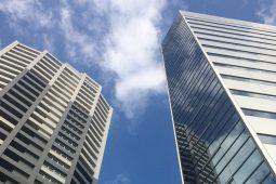 Shinjuku office building photo