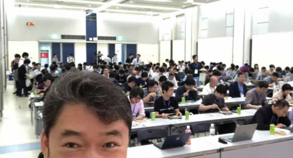 Photo for full house at PyConJP 2019