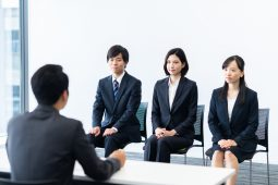 Photo for the Japanese approach to the job market
