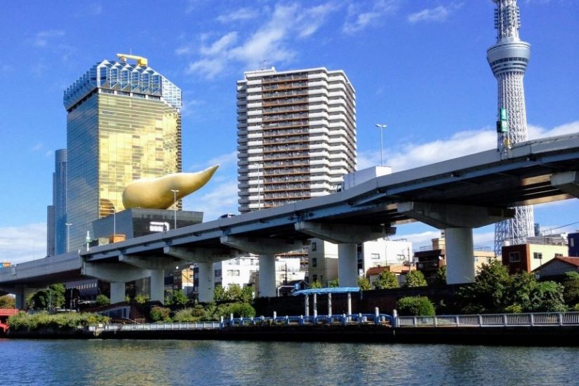 Photo of The Golden Flame of Asahi