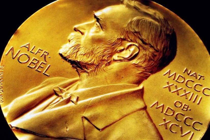 Nobel Prize award 2019 image