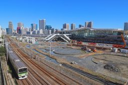 New JR Yamanote Stations 2020 photo