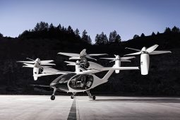Toyota and Joby Aviation's eVTOL