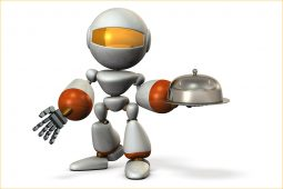 Robot ramen restaurant