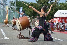 Traditional Japanese hobbies taiko