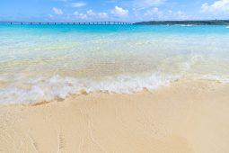 Yonaha Maehama Okinawa's nicest beach