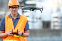 drones industrial usage image