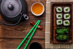 Healthy cheap food in Japan