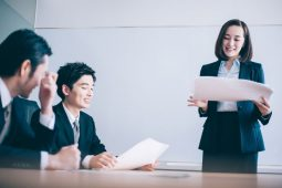 working in a Japanese company
